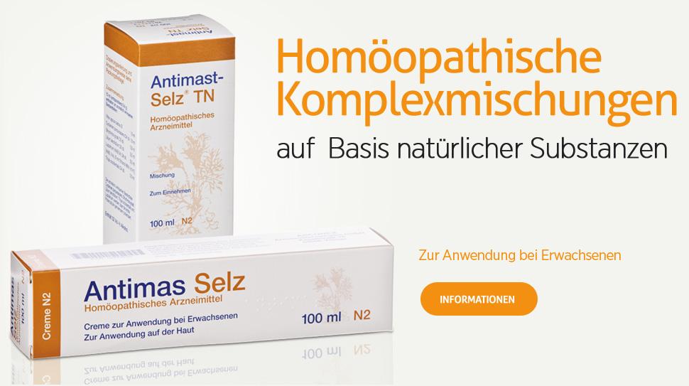 Homöopathische Komplexmischungen